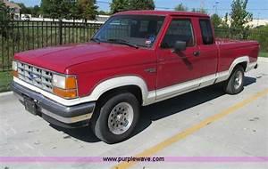 1991 Ford Ranger Xlt