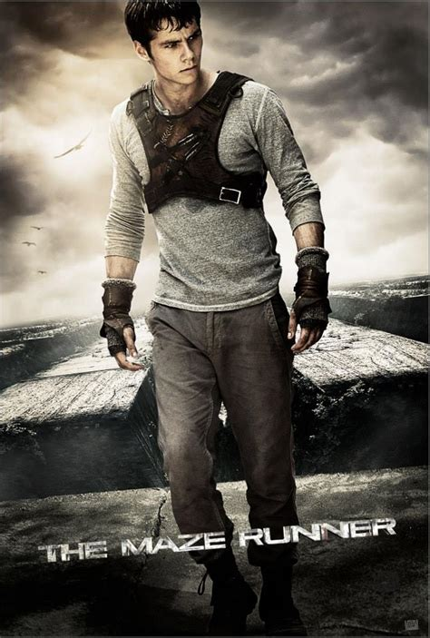 The Maze Runner Movie  Caught Read Handed