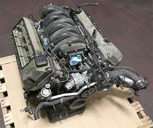 Bmw E38 740i V8 Engine Long Block Motor M62tu 740il E39 540i 99 00 01 02 03