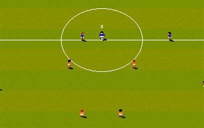 Sensible Soccer Screenshots Match Player Ever Begins