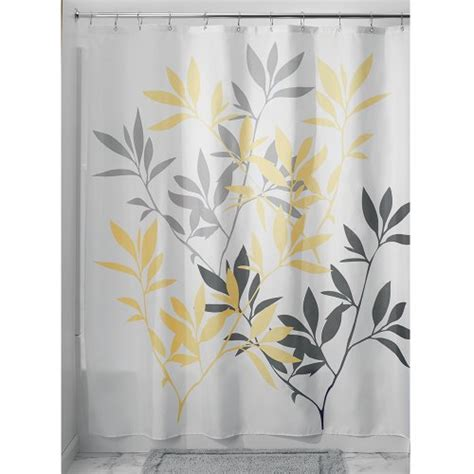 grey  yellow curtains amazoncouk