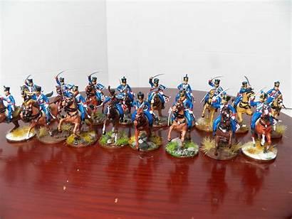 Italeri Napoleonic French Hussars 72 Figures Collect
