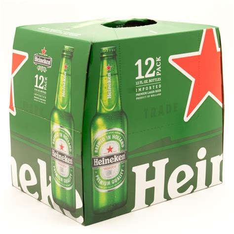 Heineken 12 Pack case | Beer, Wine and Liquor Delivered To ...