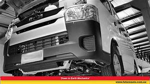 2015 Hiace Airfilter Location