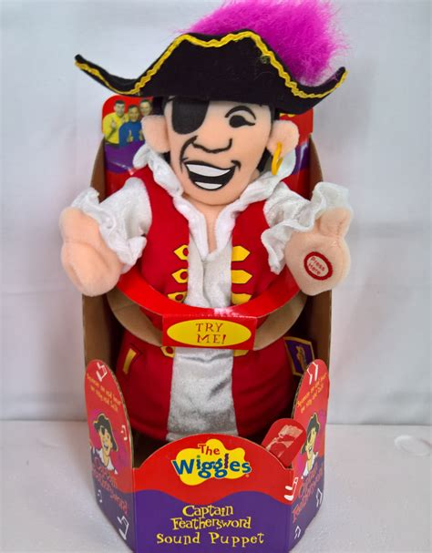 wiggles  large cm singing puppet soft toy figures