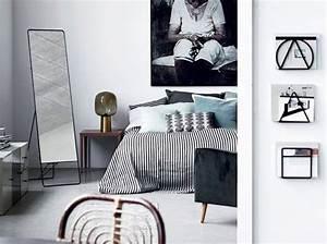 Grand Miroir Chambre : 40 id es d co pour la chambre elle d coration ~ Teatrodelosmanantiales.com Idées de Décoration