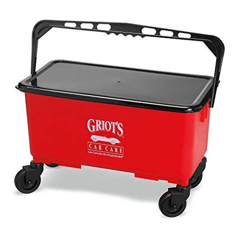 Griot's Garage 67255cstbuc Ultimate Car Wash Bucket