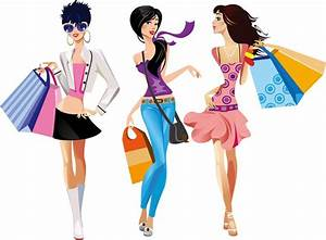 Free Ladies Shopping Cliparts, Download Free Clip Art ...