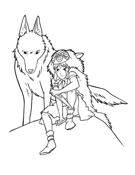 Princess Mononoke   Ghibli tattoo, Studio ghibli tattoo