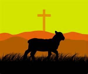 Jesus as Lamb of God