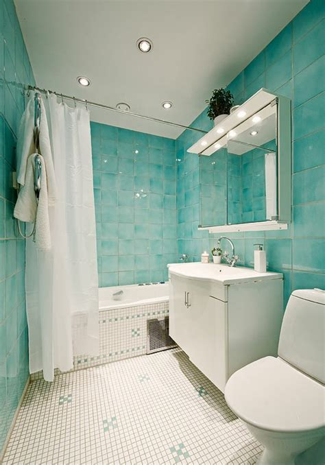 turquoise bathroom ideas to da loos small bathroom design similar layouts with different looks