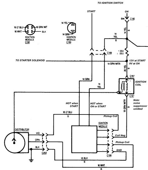 distributor cap wiring diagram 1990 ford f150 5 0 lt