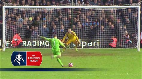 West Ham GK Adrian scores FA Cup winner v Everton (2015 ...
