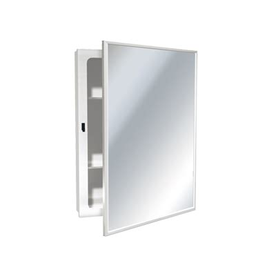 steel kitchen cabinets for medicine cabinet surface mounted enameled steel 16 w 8339