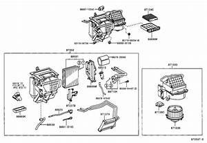 Toyota Celica Hvac Blower Motor Resistor  Lower   Air