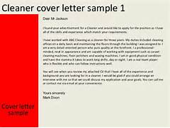 Cleaner Cover Letter Cleaner Cover Letter Example Housekeeper Cover Letter Sample Resume Downloads Maintenance Janitorial Cover Letter Examples Maintenance Janito