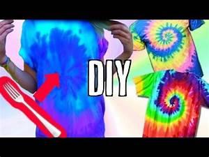 Batik Shirt Diy : diy batik shirt selber machen how to tie dye youtube ~ Eleganceandgraceweddings.com Haus und Dekorationen
