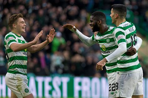 Rb Leipzig V Celtic  'we Are Strong Enough To Get A