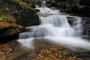 Waterfall, Rocks, Nature, Wallpaper, 071, 2000x1333