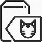 Pet Icon Feed Animal Cat Icons Editor
