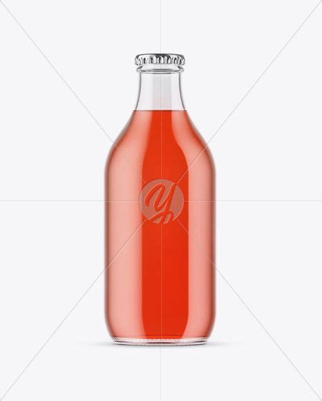 How often do you consider product mockups as the most suitable means of showcasing your design projects? Download Clear Glass Soft Drink Mockup PSD | Bottle mockup ...