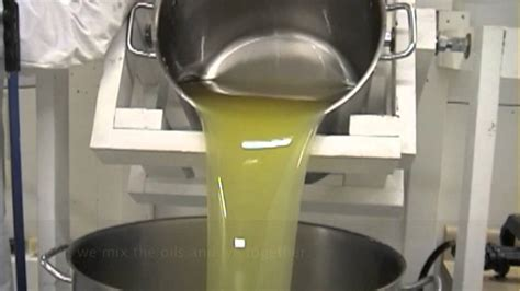 soap making process youtube