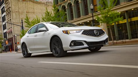 Acura Tlx 2019 by 2019 Acura Tlx Inline 4 Model Gets A Spec Treatment