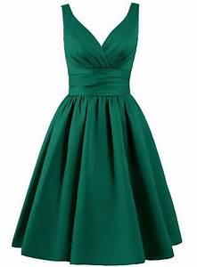 BRIDGET - Emerald Green Matte Satin