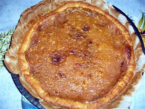 recette de tarte 224 la bi 232 re et cassonade