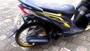 Honda Beat Versi Unyu Uny