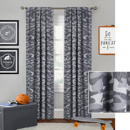 camo curtains walmart better homes and gardens camo curtain panel walmart