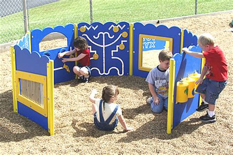 ada play panel structure kiddie korral multi panel 999 | specialneedsplaygrounds structures kiddiekorral