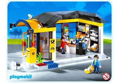 bureau de poste 4400 a playmobil