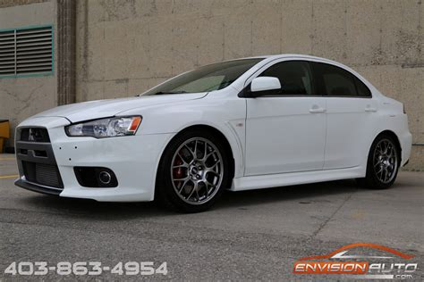 2010 Mitsubishi Lancer Evolution Mr