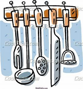 Kitchen Equipment Clipart
