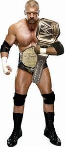Triple H WWE World Heavyweight Champion by ...