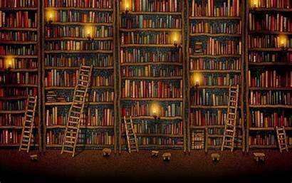 Books Library Ladder Tablet Mobile Desktop Bookshelf