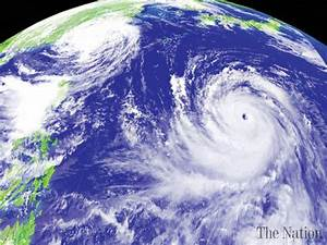 Hurricanes and typhoons: Cyclones by another name