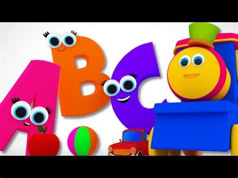 Bob The Train  Phonics Song  Learn Abc  Alphabet Song