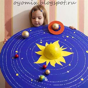 Solar System Model Projects - Pics about space