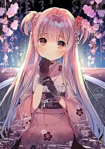Cute, Anime, Girl, Wallpaper, Phone, -, 650x923, -, Download, Hd, Wallpaper