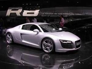 Audi R8 Prix Occasion : audi r8 gt fiche technique prix performances ~ Gottalentnigeria.com Avis de Voitures