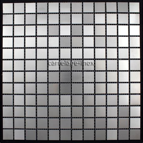 stainless mosaic tile mosaic stainless steel shower mosaic bathroom mixing carrelage inox fr