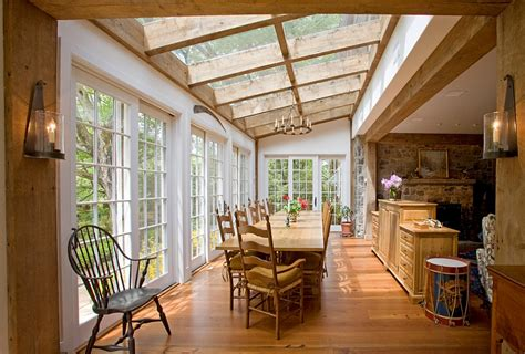 Window Living Room by 27 Dining Rooms With Skylights That Steal The Show