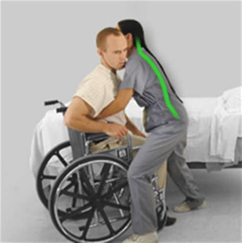 transfer patient from wheelchair