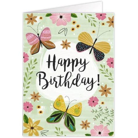 Greeting Card 'Happy birthday' - Leonidas Online Shop ...