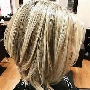 Coupes Cheveux Mi Longs 2018 : id e tendance coupe coiffure femme 2017 2018 cheveux mi longs 2017 6 flashmode ~ Melissatoandfro.com Idées de Décoration