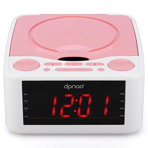 Best Bedroom Player top 10 best clock radios for bedroom with cd player best