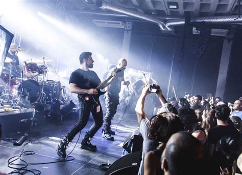 Meet Kaoteon Lebanese Metal Band Fighting Religious