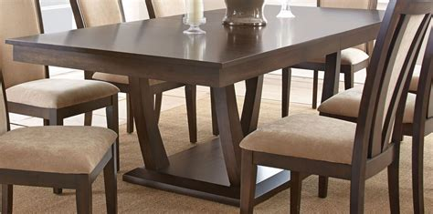 gabrielle extendable rectangular dining table  steve